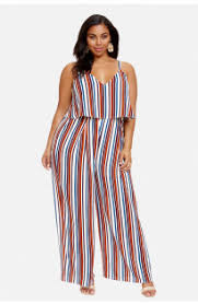 Trendy Plus Size Jumpsuits Plus Size Jumpers U0026 Rompers Fashion To Figure