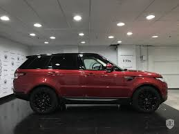 ranch land rover 2015 land rover range rover sport in marbella spain for sale on