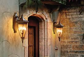 tudor style exterior lighting outdoor home lighting and landscape from top brand lighting