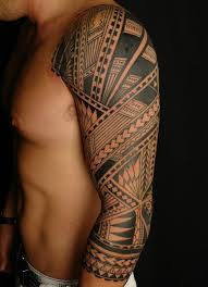 latest tribal heart tattoo design photo 2 2017 real photo