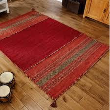 flat woven rugs wayfair co uk