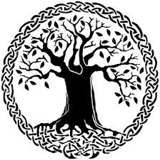 celtic tree again by theeicefaerie on deviantart