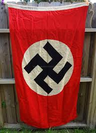 Size Of Garrison Flag Wwii German Flags Banners U0026 Pennants For Sale And Wanted