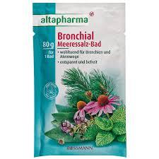 Bad Online Altapharma Bronchial Meeressalz Bad Online Günstig Kaufen