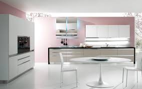 contemporary kitchen laminate lacquered beverly torchetti