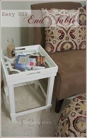 Homemade End Tables by 135 Best End Table Plans Images On Pinterest End Table Plans