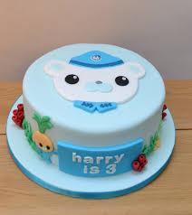 octonauts birthday cake octonauts captain barnacles birthday cake octonauts to you flickr