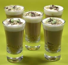 chocolate mint aero mousse 10 easy dessert recipes in a glass