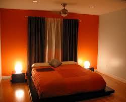 orange bedrooms home living room ideas