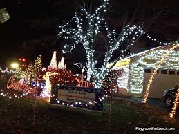 christmas light show ct best connecticut christmas lights