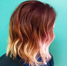 blonde and burgundy hairstyles 23 hottest ombre bob hairstyles latest ombre hair color ideas