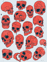 vintage halloween clipart vintage halloween skulls for neotraditional tattoos inkspiration