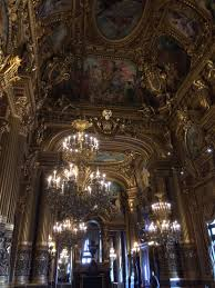 paris opera house chandelier paris opera house grandeur bulldog travels