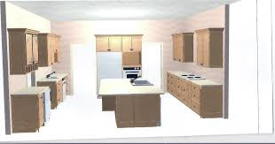 kitchen island large designs design chic floor plans with and walk