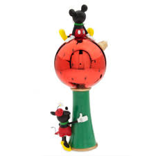 mickey and minnie light up tree topper