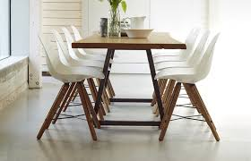 lovely contemporary dining table extendable light of dining room