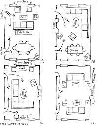 arrange living room furniture arranging one room 12 ways living spaces