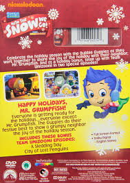 bubble guppies team umizoomi into the snow we go amazon ca dvd