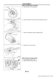 nissan armada manual transmission nissan patrol 1998 y61 5 g manual transmission workshop manual