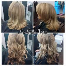 Wedding Hair Extensions Before And After by Salon Palm Harbor Photo Gallery Pictures