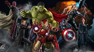 avengers age ultron stark man ultra hd 4k wallpaper