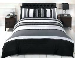 full size of striped brushed cotton duvet cover set grey stripe cotton duvet cover checked amp