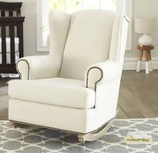 Maternity Rocking Chair Shermag Deluxe Mckinley Rocker Chair Driftwood Finish Beige