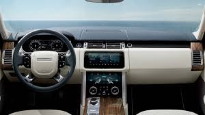 range rover interior range rover gets hybrid power for 2018