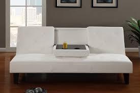 stylish white futon frame u2014 cabinets beds sofas and morecabinets