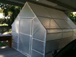 Collection Building A Greenhouse With Pvc s Free Home