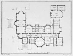 large country house plans floor plan for a country house grand