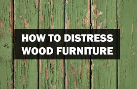 how to distress wood how to distress wood furniture woodwork made easy
