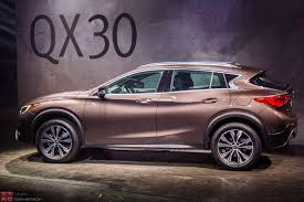 first drive 2017 infiniti qx30 la 2015 2017 infiniti qx30 is a cut or two above the rest