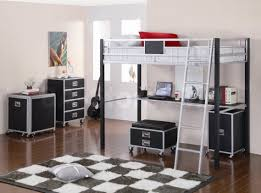 space saving bunk beds mid loft bed junior build a murphy with