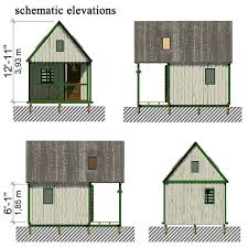 camping cabin plans