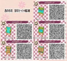 134 best animal crossing new leaf qr codes paths images on