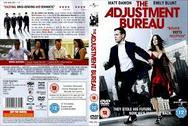 the adjustment bureau the adjustment bureau dvd cover cover addict free dvd and bluray