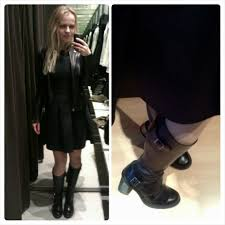 heeled biker boots gabriella b zara leather biker jacket river island structured