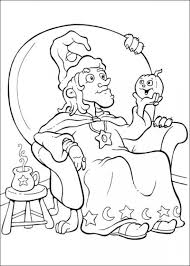 19 halloween coloring pages images coloring