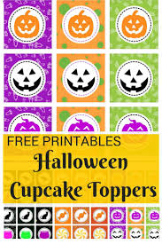 best 25 halloween cupcake toppers ideas that you will like on