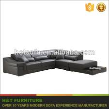 The Leather Factory Sofa Furniture Living Room Modern Corner Sofa Model The Leather Factory