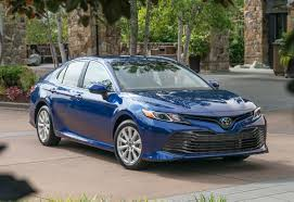 first drive 2018 toyota camry testdriven tv
