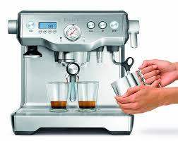 commercial espresso maker amazon com breville bes900xl dual boiler semi automatic espresso