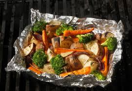 cuisine papillote guide de cuisson des légumes en papillote au barbecue coup de