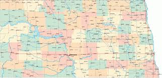 south dakota road map road map nd major tourist attractions maps