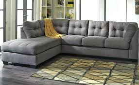 sectional sofa with recliner and chaise lounge grey leather