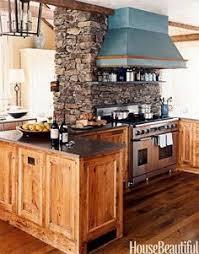 Carolina Country Kitchen - tiny and charming kitchen in north carolina cabin make mine