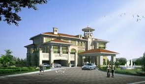 luxury villa plans 5 cad files dwg files plans and details