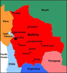 south america map bolivia bolivia travel information beachcomber pete travel adventures