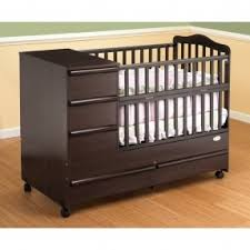 Mini Crib With Attached Changing Table Mini Cribs Mini Crib With Changing Table Black Mini Crib